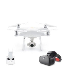 Kit Phantom 4 Pro V2.0 con Goggles Racing Edition