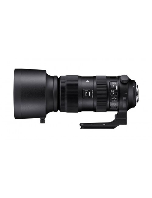 Sigma 60-600mm f4.5-6.3 DG OS HSM S Canon