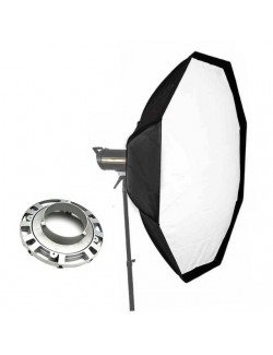 Softbox 120 cm octogonal Bowens