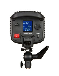 Godox SL-200W foco led con panel LCD
