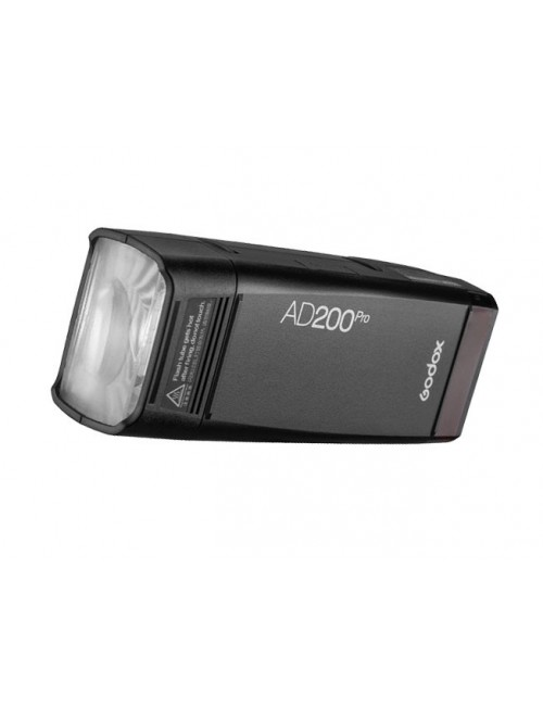Godox AD200Pro flash con cabezal intercambiable y bateria de litio