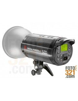 Flash de estudio Jinbei DPsIII 500