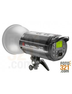 Flash de estudio Jinbei DPsIII 600