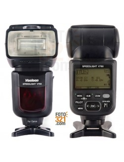 Flash Voeloon V760 Canon