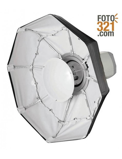 Beauty Dish plegable 70cm Blanco