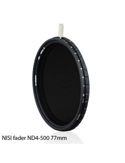Filtro Fader ND4-500 77mm