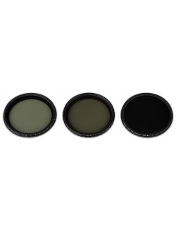 Filtro Fader ND2-400 72mm