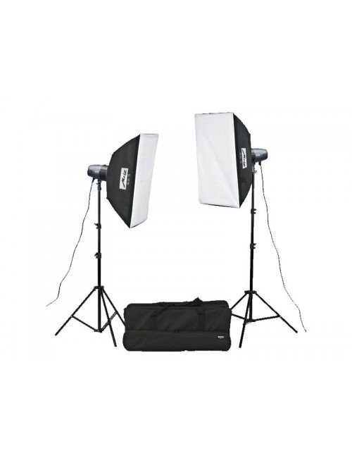 Kit flash de estudio Metz BL-400 SB Kit II