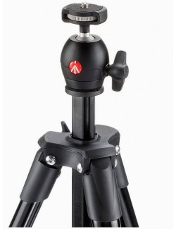 Trípode manfrotto Compact light negro