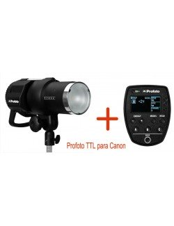 Pack flash Profoto B1 Air 500W + Air Remote Canon