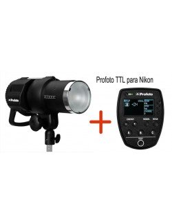 Pack flash Profoto B1 Air 500W + Air Remote Nikon