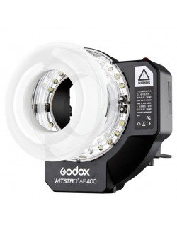 Flash anular Godox AR 400