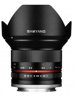 Objetivo Samyang 12mm 2.8 ED AS NCS Canon EF