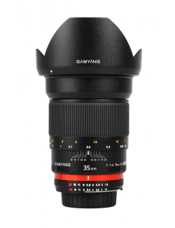Samyang 35mm F1.4 AS UMC Sony A
