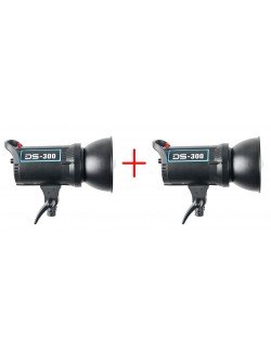Kit 2x flashes Godox DS300