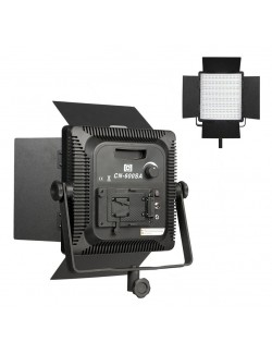Kit 2x Led CN 600SA + pies con muelles