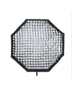 Softbox 95cm elinchrom con grid