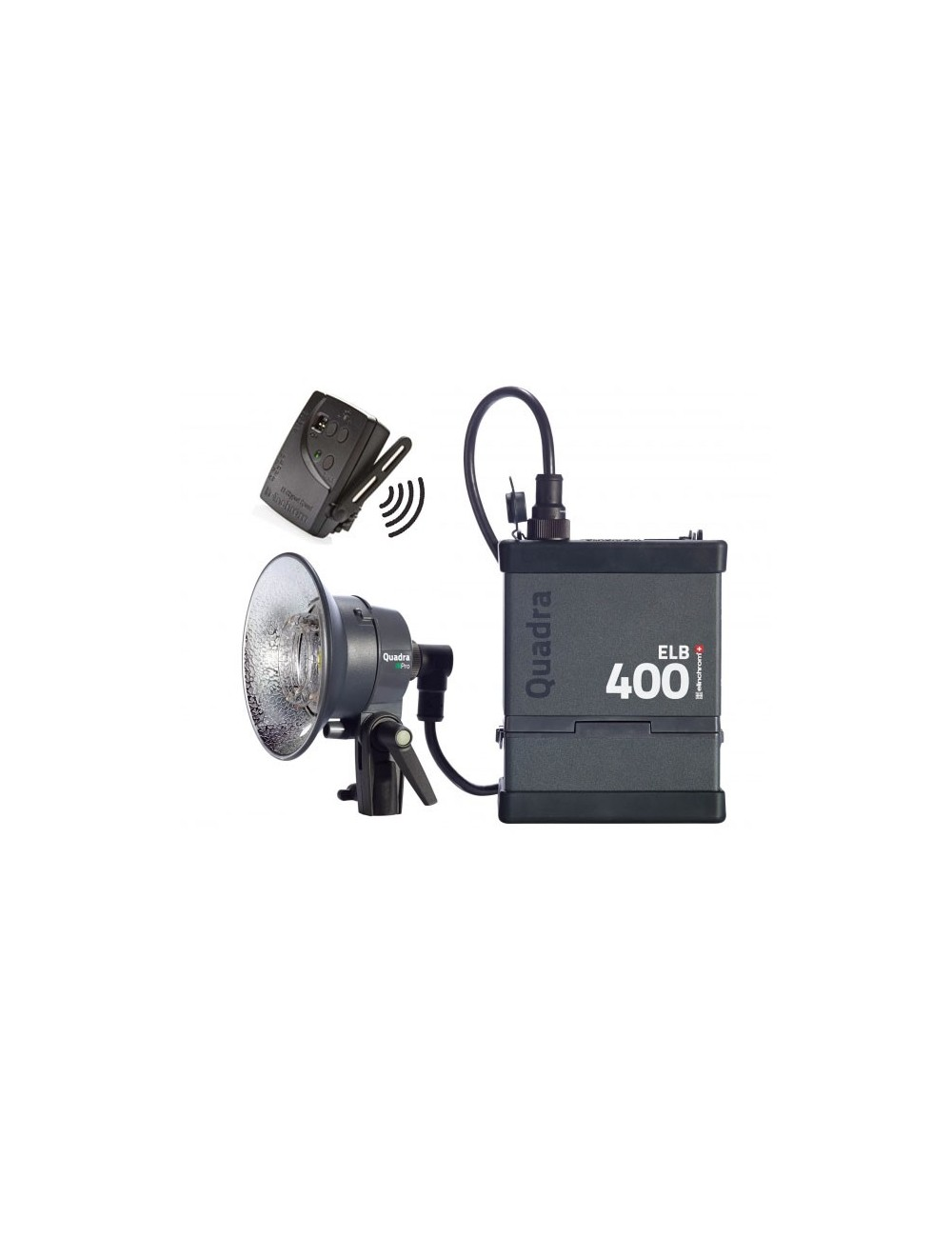 Kit ELB 400 One Pro Head To Go Elinchrom