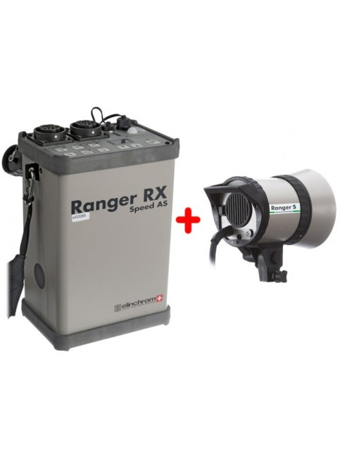 Kit Generador Ranger SPEED AS RX  + Antorcha S