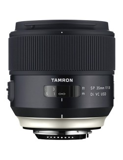 Tamron SP 35mm f/1.8 Di Sony