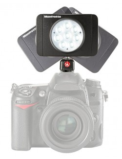 Foco Manfrotto LED lumie Muse