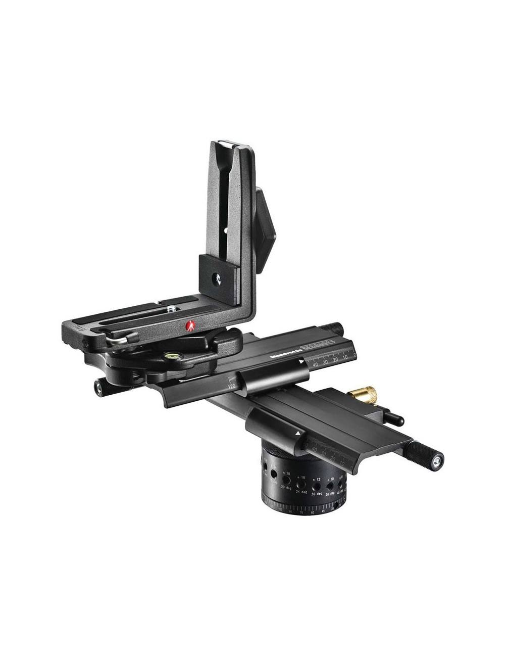 Rótula Manfrotto MH057A5 con base larga