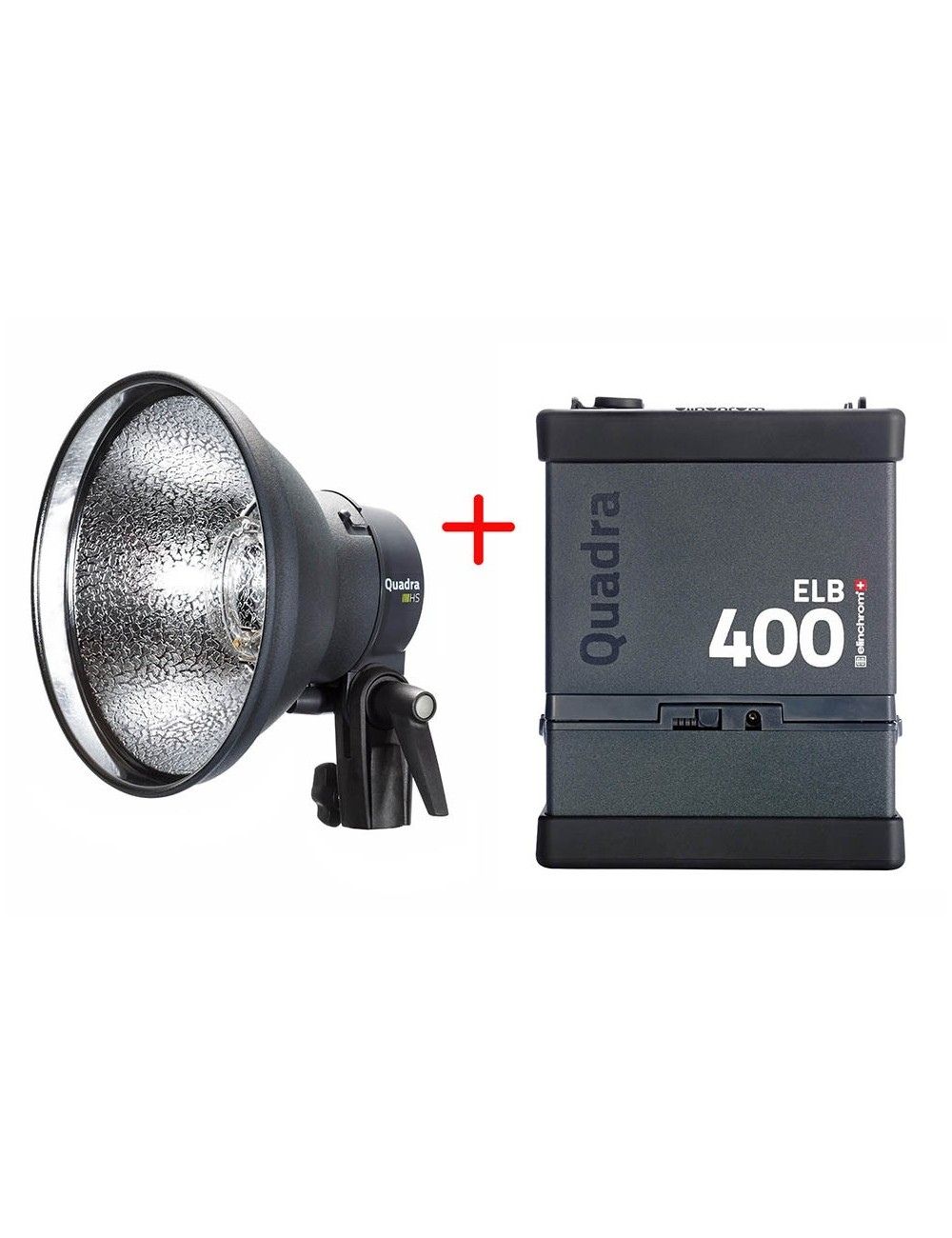 Kit Elinchrom ELB 400 Hi-Sync To Go