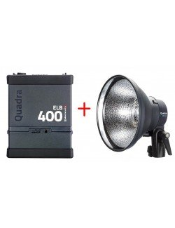 Kit Elinchrom ELB 400 Action To Go