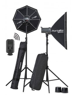 Kit Elinchrom D-LITE RX 4-4 Softbox To Go