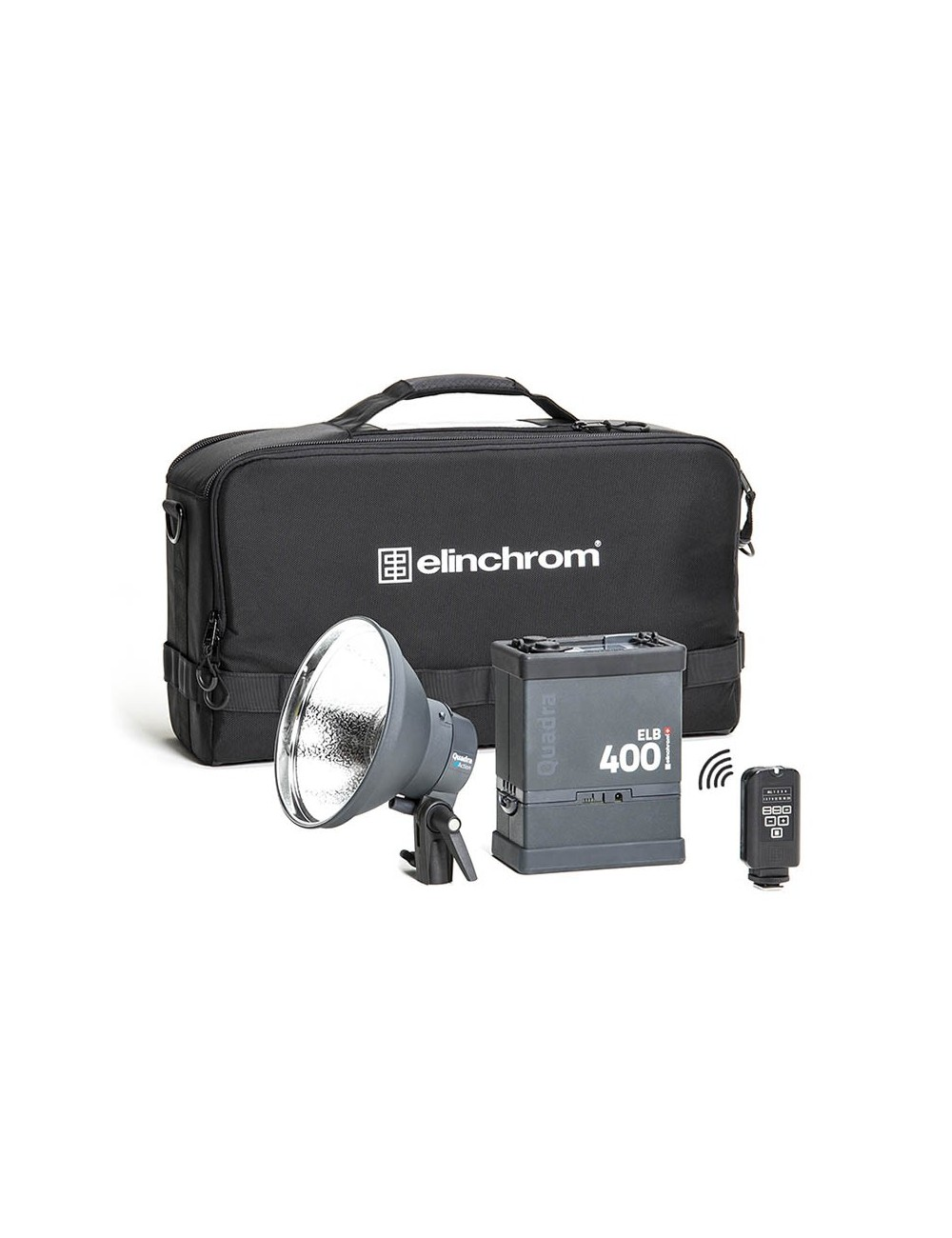 Set Elinchrom ELB 400 Action To GO