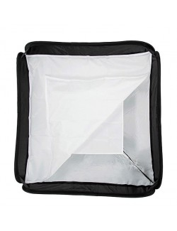 Softbox plegable 60x60 con grid