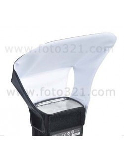 Reflector para flash