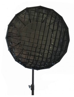 Softbox plegable 16 difusor-grid