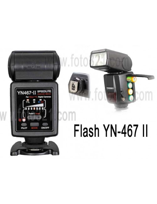 Flash YN-467 II TTL Nikon