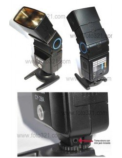 Flash manual CY 28A