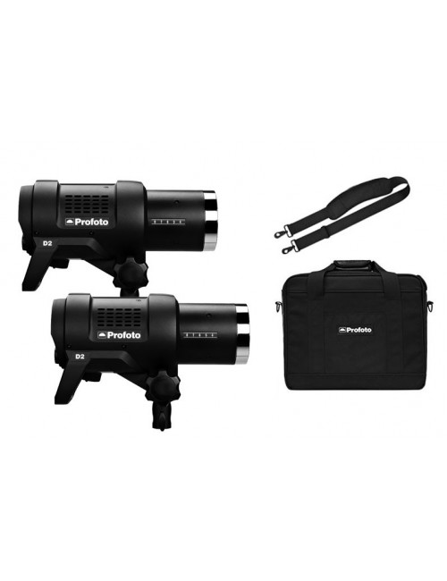 Profoto D2 Duo Kit 1000-1000