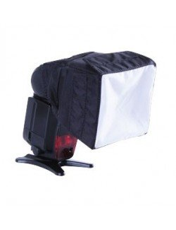 Softbox 9x9 cm MQ-B2 para flash