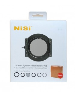 Kit Portafiltros 100mm NiSi V5