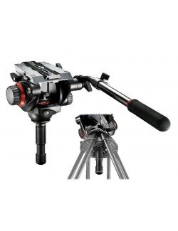 Rotula para video Manfrotto 504HD