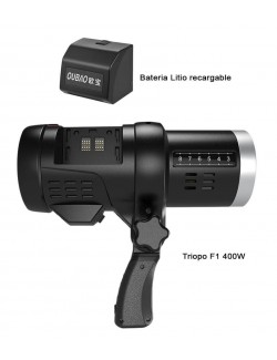 Flash Triopo F1 de 400W