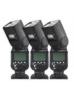 YN 968EX RT Kit 3 flashes Yongnuo
