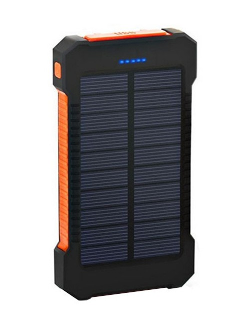 Cargador Solar de 20000 mAh - Power Bank accesorios