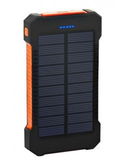 Cargador Solar de 20000 mAh - Power Bank