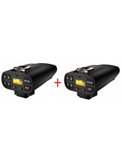 Kit 2x PocketWizard PLUS IV triggers radio