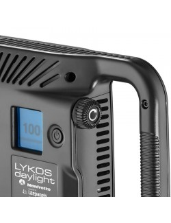 Manfrotto LYKOS Daylight regulable