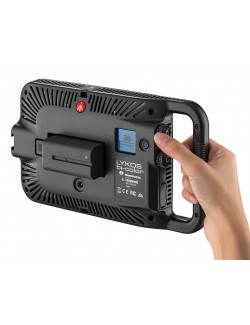 Manfrotto LYKOS Bi-color led sujecion con asa