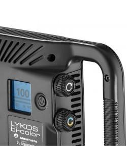 Manfrotto LYKOS Bi-color con potencia regulable