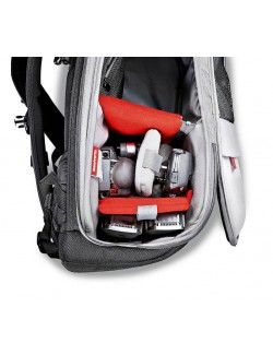 Manfrotto Travel Backpack acceso principal