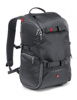 Manfrotto Travel Backpack Gris