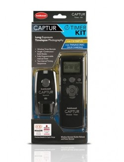 Kit Captur Timer Olympus Panasonic